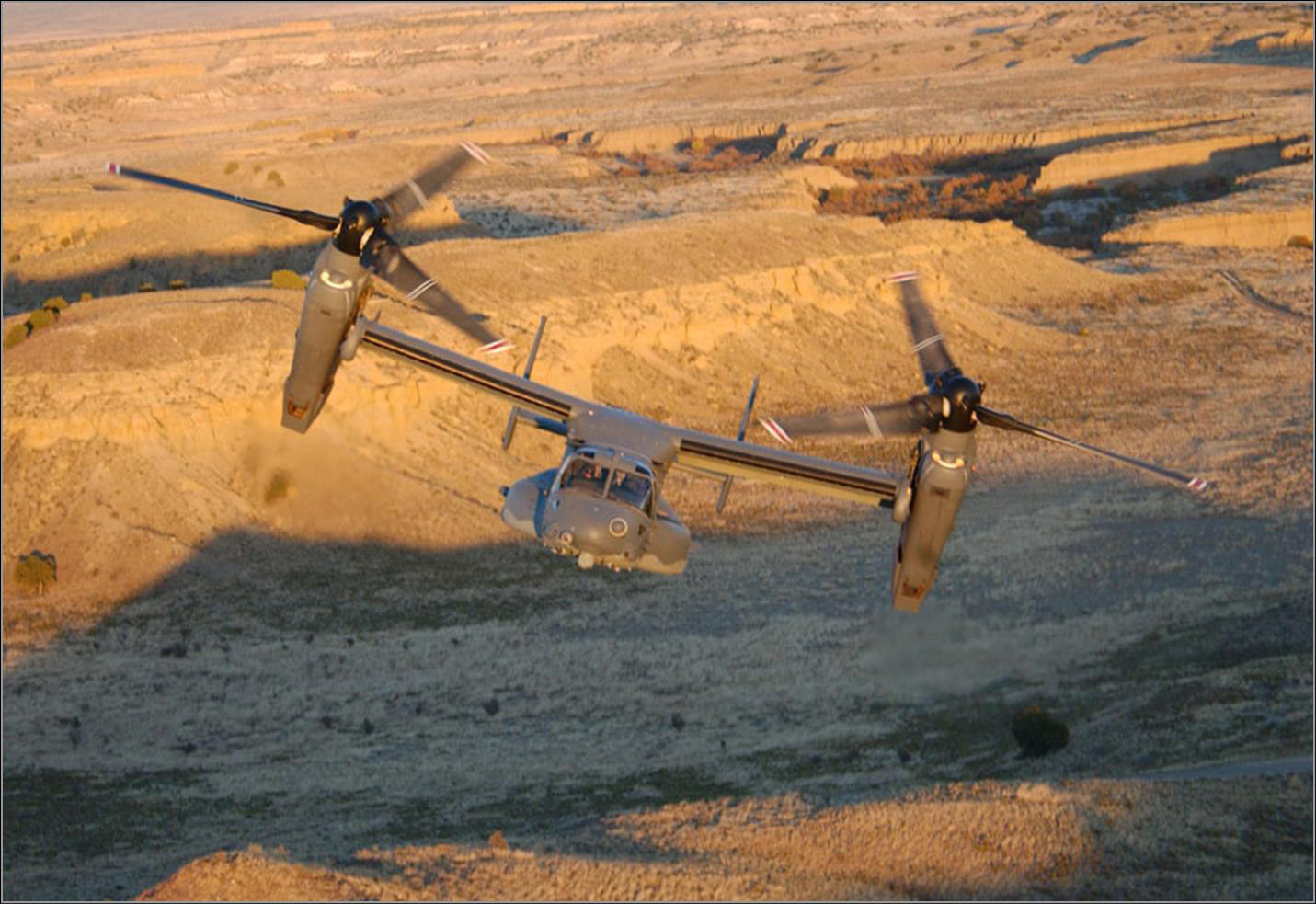 Photo Credit: Air Force Operation Test & Evaluation Center