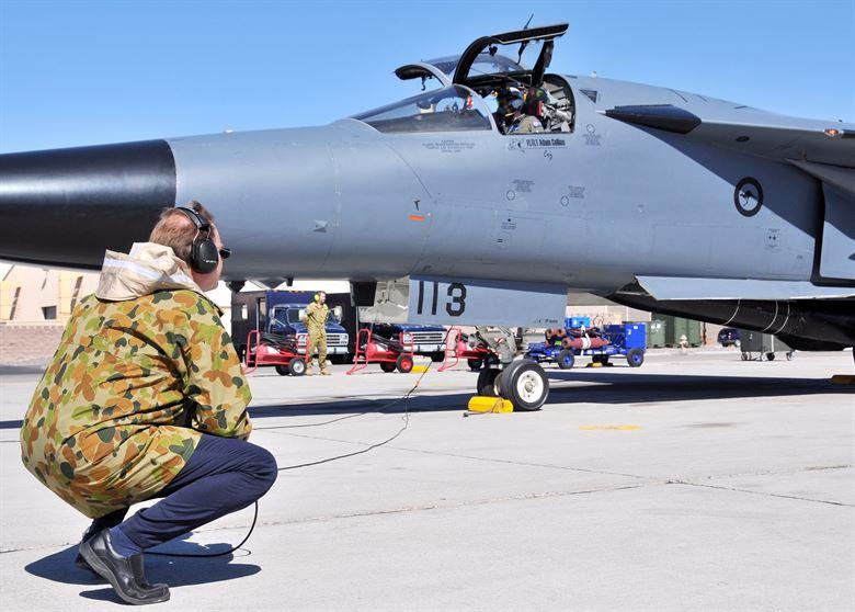 U.S. Air force photo by Gary Emery