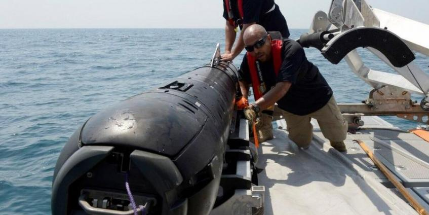 Robotic Submarines: How the Navy and Boeing Could Make History image