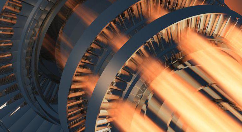 Testing Gas-Turbine Aircraft Engines (source: dreamstime.com)