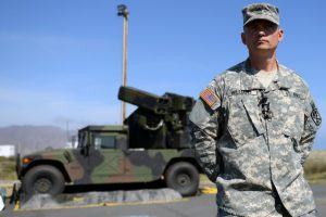 Black Dart (Photo Credit: U.S. Army).
