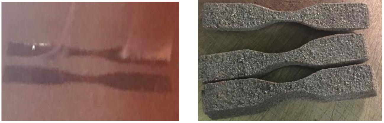 Figure 5: SLS of Carbon Fiber-Filled Resin (Source: AFRL).